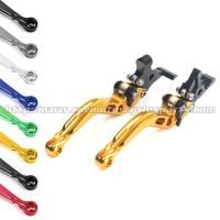 Quality Shorty Straight Aluminium Motorcycle Brake Clutch Lever For Hyosung GT250R GT 650 R for sale