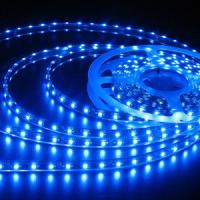 Silicone Coated Waterproof SMD 5050 LED Strip Light Aluminum Base Material 2700-6500k Manufactures