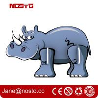 3D Cartoon Animal Puzzle   Best Toy For Candy In-Pack Promotional Campaign Premium Toys Manufactures