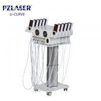 Safe Lose Weight Slimming Machine Non Surgical Liposuction Equipment Double Wave Manufactures
