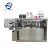 Plastic Ampoule E-liquid Forming and Filling and Sealing Machine (SS316) Manufactures