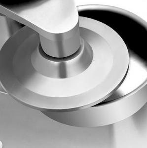 Aluminum Alloy Manual Food Processing Equipments SL-H100 Hamburger Patty Press Manufactures
