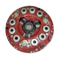 Russia Belarus tractor 340 mm clutch cover clutch pressure plate 80-1601090 from China supplier Manufactures