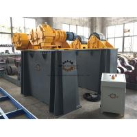 Bolt Adjustment Conventional Tank Turning Rolls With Double Motor 120 Ton Manufactures