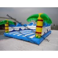 Summer theme inflatable bouncer for sale Manufactures