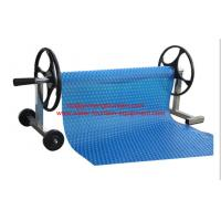 China Length 5.4 Meter Above Ground Manual Roller Swimming Pool Accessories SS304 Material on sale