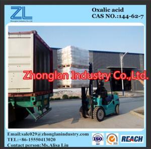 Oxalicacid98% CAS:144-62-7 Manufactures