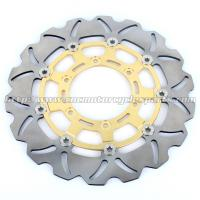 6061 Al Motorcycle Brake Disc Wave Floating Disc Brake GSX R 1000 750 CNC Machining Manufactures