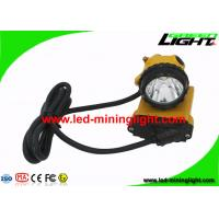 Buy cheap 10.4 Ah Brightest Rechargeable LED Headlamp 25000 Lux With Safety SOS Lighting from wholesalers