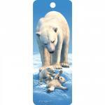 PET Type Souvenir 3D Lenticular Bookmarks , Customized 3d lenticular prints Manufactures