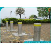 Automatic Parking Posts Hydraulic Bollards Intelligent Parking Bollards Retractable Manufactures