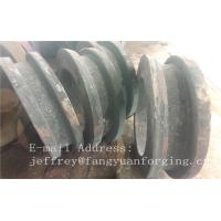 SA-182 F92 Alloy Steel Forgings / Forged Pipe Valve Rough Turned Manufactures