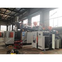 10L Jerrycan Fully Automatic Blow Moulding Machine 220V 380V Voltage Option Manufactures