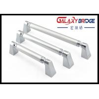 128mm Bathroom Dresser Pulls Oxidized Aluminum Combinate With Zinc Kitchen Cabinet Handles Manufactures