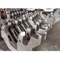 Resin Sand Process Iron Casting Parts Small Machining Allowance Manufactures