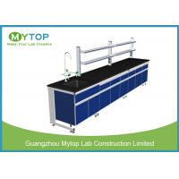 University Laboratory Furniture Workstations For Chemical Research With Water Supply Manufactures