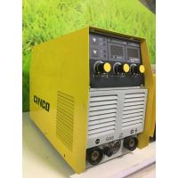 Yellow IGBT Inverter Welding Machine Alloy Steel Housing With Low Spatter Manufactures