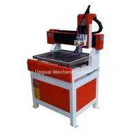 400*400mm CNC Metal Router with NcStudio Control Manufactures