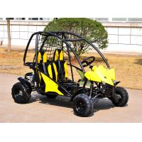 Gas Electric Off Road Go Kart Buggy For Farm , Go Kart Kits KD 150GKT-2 Manufactures