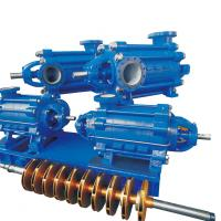 High Pressure Horizontal Multistage Centrifugal Pump Single Suction Low Noise Manufactures