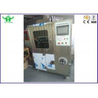 Buy cheap 1.00N±0.05N Flammability Testing Equipment High Voltage Tracking Index Test Apparatus from wholesalers