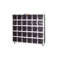 Buy cheap Lithium Battery Explosion Proof Test Chamber 300x300x200mm Multilayer from wholesalers