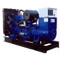 Standby Power Generator 125KVA / 100KW Open Type With Radiator Cooling System Manufactures