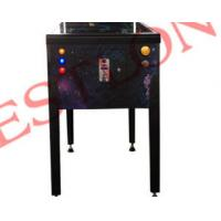 Quality 3 LED Screen Pinball Arcade Game Machine Coin Operated With Vibration Function for sale