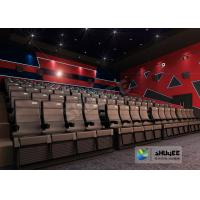 Advertisement 4D movie theater Manufactures