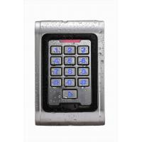 Waterproof Metal Standalone Access Control S100/S100m/S100h Manufactures