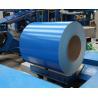Buy cheap 0.13 X 914 Mm RAL Color Bule Prepainted Galvalume Steel Coil JISG 3321 Grade from wholesalers