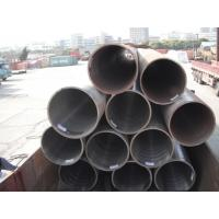 P91 Material High Pressure Boiler Tube , Alloy Steel Pipe ASTM A335 Standard Manufactures