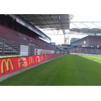 Football Stadium Perimeter Led Screen Display Outdoor Module 320*160mm Manufactures
