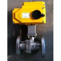 Wear Resistance Kiln Components , Safety Electric Stainless Steel Valves Manufactures
