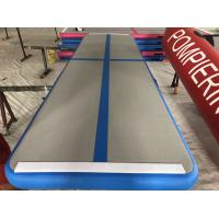 Quality High Quality Durable Cheap inflatable air tumble gymnastic track for sale