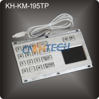 Kiosk Keypad with touchpad Manufactures