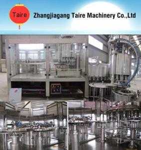 hot filler equipment line Manufactures