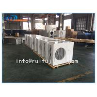 24000W Standard Air Cooled Condenser In Refrigeration , Corrosion Resistance DD-37.2/200 Manufactures