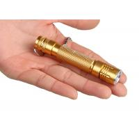 Quality AAA Battery Powered Mini LED Flashlight with Portable Keychain, Small Pen Light  for sale