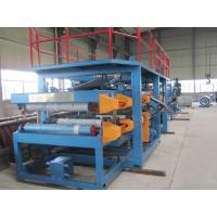1250mm Width EPS Sandwich Panel Production Line 28Kw for Warehouse Manufactures