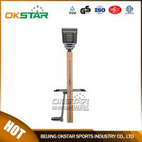 wooden street lamp outdoor fitness upper surfboard and hip twister Manufactures