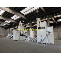 China supply jf1800 Aluminum-plastic panel recycling equipment/ aluminum-plastic separator Stainless steel gray  8000kg on sale