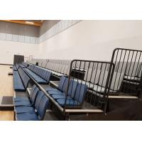 Buy cheap Power Operated Telescopic Seating for Multisport Venues from wholesalers