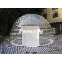 Square Inflatable Air Tent UV protective for Exhibition / Advertising Manufactures
