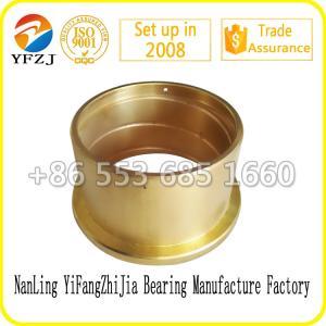 Quality Customized Self-lubricating Bronze Bushing ,Thin Wall Bearing Sleeve Type,bronze bushing for sale