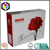New Design Recyclable Printed Paper Packaging Box; Corrugated Paper Box Manufactures