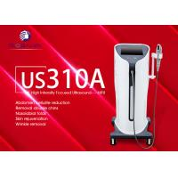 Non Invasive Hifu Facelift Machine Face Wrinkle Remover Machine 4.0 MHz Manufactures