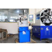 Computer Spring Making Machine , Cnc Torsion Spring Machine Two Axes Manufactures