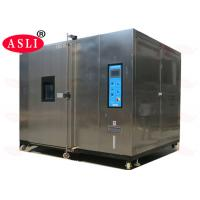 Buy cheap Large Walk in Program Environmental -40degree to 150degree  Temperature Humidity Environmental Simulation Chamber from wholesalers