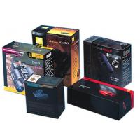 5 * 5 * 2.2 Inch Glossy Lamination Cardboard  Corrugated Gift Boxes For Telescope, Toys Manufactures